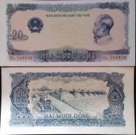Việt Nam 20 đồng 1976 XF AUNC