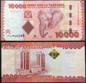Tazania-10000-Shiling-UNC-2011