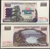 Zimbabwe-100-Dollars-UNC-1995