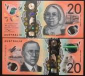 Australia-20-Dollars-AUNC-Polymer-New-2019-Moi-phat-hanh