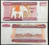 Myanmar-5000-Kyats-New-UNC-2015