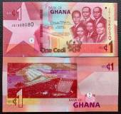 Ghana-1-Cedis-UNC-NEW-2019