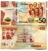 Ghana-50-Cedis-UNC-NEW-2019