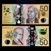 Australia-Uc-50-Dollars-UNC-2018-New-Polymer