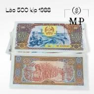 Lào 500 kip 1988 UNC