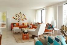 Trang trí nhà với màu sắc theo ý nghĩa