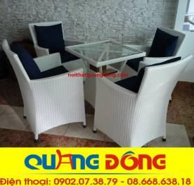 Bàn ghế cà phê QD-064