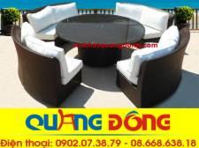 Sofa giả mây QD-630