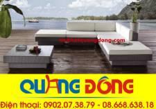Sofa giả mây QD-617