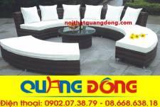 Sofa giả mây  QD-621