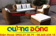Sofa giả mây QD-631