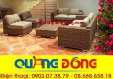 Sofa giả mây QD-624