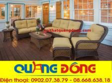 Sofa giả mây QD-640