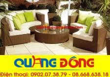 Sofa giả mây QD-619