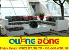 sofa giả mây qd-634