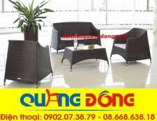 Sofa giả mây QD-625