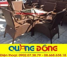 bàn ghế cafe QD-272s