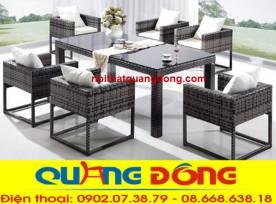 bàn ghế cafe QD-311