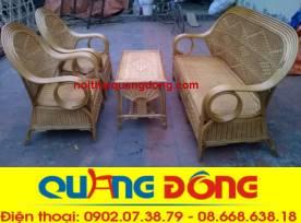 sofa mây tự nhiên QD-816