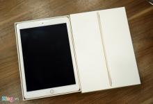 Ảnh thực tế iPad Air 2 vừa xuất hiện tại Việt Nam