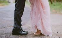 Váy cưới nhẹ nhàng của cô dâu Hương - Đà Lạt