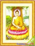 Phật Thích Ca ngự gốc bồ đề JG012