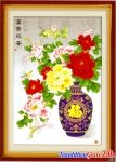 Tranh đá Phú Quý Bình An Z111