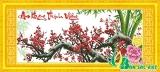 An Khang Thịnh Vượng (Cành đào đỏ) HQ035