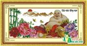 NV015 - Phật Di Lặc cười (Tiếu khẩu thường khai)
