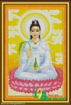 NV017 - Phật Quan Âm Bồ Tát (2) (Cỡ Nhỏ)