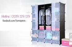 Tủ quần áo 160
