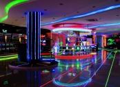 Ánh sáng đèn Led trang trí phòng hát Karaoke