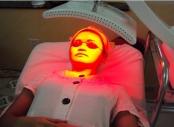Thiết bị chống già hóa từ đèn Led ánh sáng đỏ