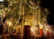 Giải pháp chiếu sáng-đèn led trang trí đường phố