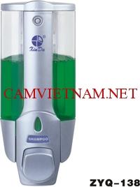 Hộp đựng nước rửa tay-sữa tắm ZYQ-138