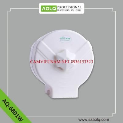 Hộp đựng giấy vệ sinh cuộn nhỏ AQ-6801W