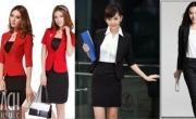 Màu sắc đẹp cho đồng phục ngân hàng mùa thu đông