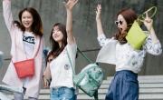 Thời trang đường phố cực chất của các bạn trẻ Hàn Quốc