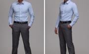 Cách chọn quần Tây phù hợp với trang phục cho nam giới