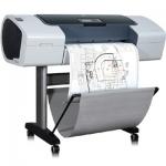 HP Designjet T1120 24-in Printer CK837A