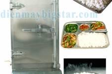 Bảng quy cách tủ nấu cơm loại 1 do Điện máy BigStar sản xuất
