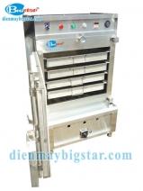 Tủ Nấu Cơm 4 Khay Điện Gas TH-BS4DG