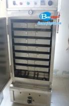 Tủ Nấu Cơm 8 Khay Điện Gas BigStar TH-BS8DG