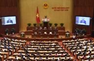 Phục vụ Quốc Hội khóa XIV kỳ họp 5
