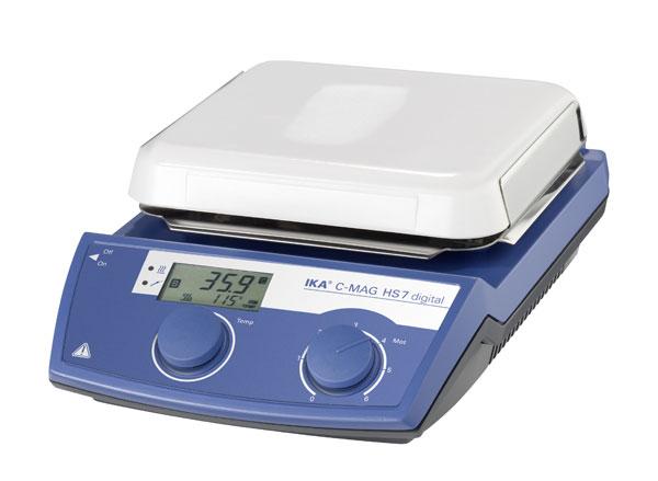 Máy khuấy từ IKA C-MAG HS 7 digital
