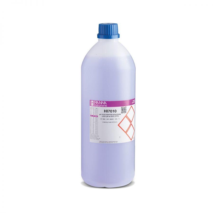 Dung Dịch Hiệu Chuẩn pH 10.01, Chai 1L HI7010/1L
