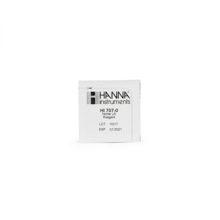 Thuốc Thử Nitrit Thang Thấp, 25 gói HI707-25