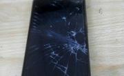 Thay màn hình HTC One X bị vỡ
