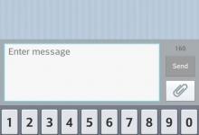 Sửa lỗi tin nhắn của LG Optimus G