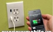 sửa iphone sạc không vào pin, vào điện